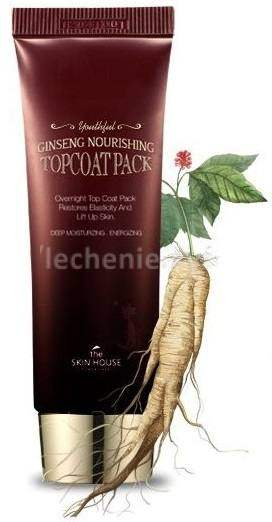 ночная маска The Skin House Ginseng Nourishing Pack